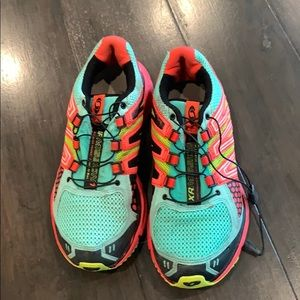 Salomon XR Mission women's tennis shoes